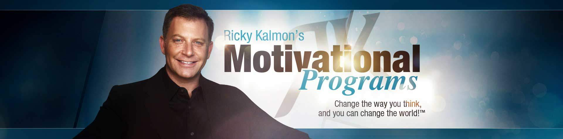 Ricky Kalmon Motivational Programs