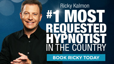 Number 1 Hypnotist in the country