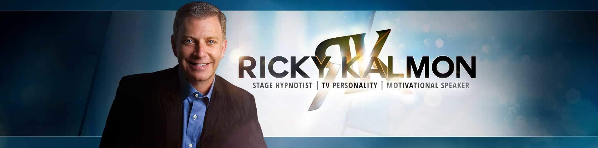 Ricky Kalmon Header