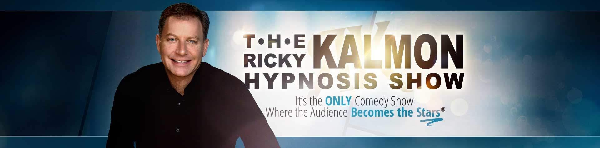 Ricky Kalmon Hypnosis Show