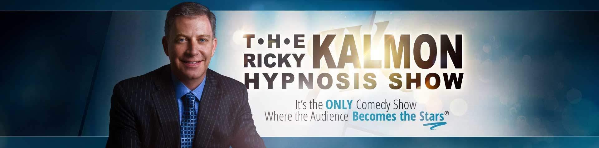 Ricky Kalmon Corporate Entertainment