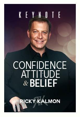 Confidence, Attitude & Belief