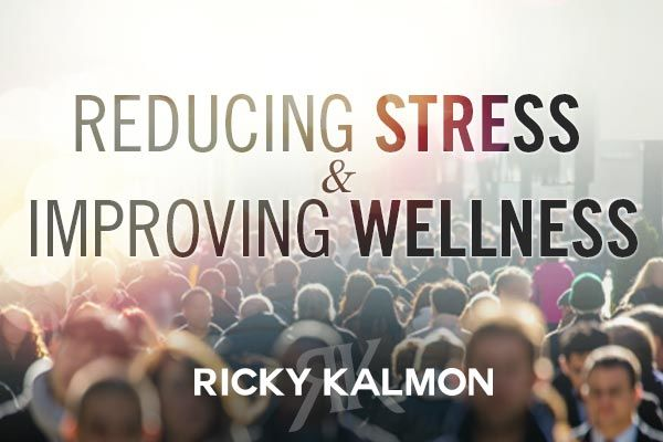 corporate wellness programs by Ricky Kalmon